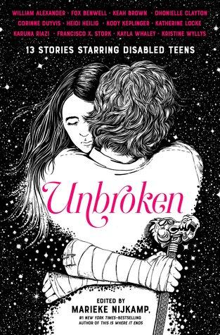 unbroken anthology cover